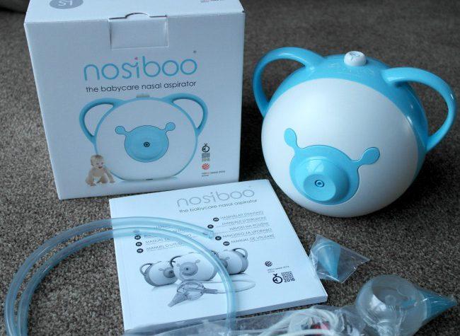 mouche bébé électrique Nosiboo