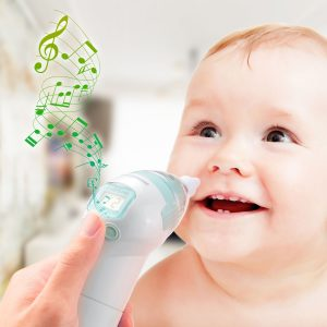 mouche bébé électrique LifeBasis