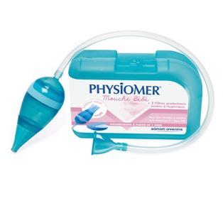 mouche bébé physiomer